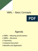 Xbrl - Basics