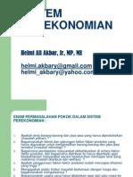 Bab 8 Sistem Perekonomian