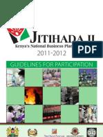 jitihada business plan competition 2012