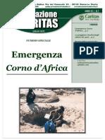 07. in-Formazione Caritas_2011.07_LUGLIO - Carestia Corno d'Africa