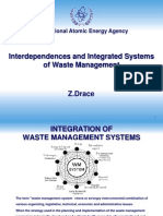 Interdependences and Integrated Systems of Waste Management