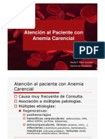 Anemia Carencial