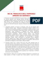 Volantino Amedeo Di Savoia