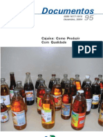 Apostila - Fabricação de Cajuína