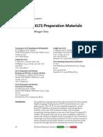 Ielts Test Preparation Strategies
