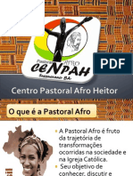 Centro Pastoral Afro Heitor