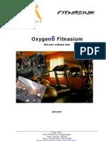 Oxygen6 Fitnasium Profile 2011