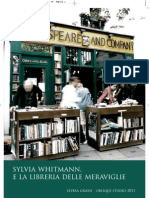 Intervista a Sylvia Whitman di Shakespeare and Co