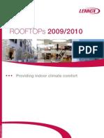 Catalogo Rooftops - Lennox 2009_2010
