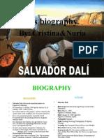 SALVADOR DALÍ Nuriacristina