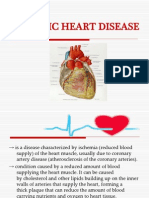 Ischemic Heart Disease Pw