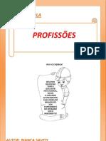 PLANO DE AULA  PROFISSÕES