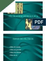 FILTRAGEM HIDRAULICA