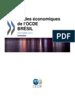 synthese rapport ocde sur le Brésil