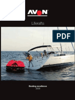 Avon Catalogue Liferaft 2009