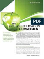 6GFSI Certification