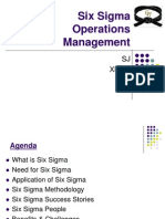 Six Sigma OM