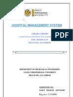 15026057 Hospital Management c Code