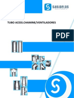 tubos inox chamine