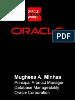 Oracle Space BestP