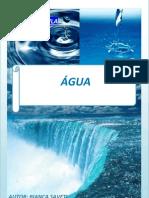 PLANO DE AULA ÁGUA