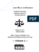 37330204 Evidence Project Volume1