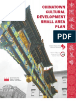 Chinatown Cultural Development Small Area Action Plan