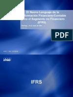 Acrónimos de IFRS