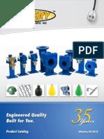 2014 Conery Mfg. Inc. Product Catalog