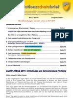 INFLATIONSSCHUTZ-BRIEF (Börsenbrief Börsenmagazin Anlegermagazin) 29/2011