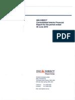INGD Interim Report 30062010