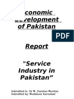 The Economy of Pakistan is the 27th Largest Economy in the World in Terms of Purchasing Power