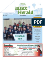 November 15 2011 Sussex Herald Web