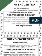panfleto SEG ENCUENTRO