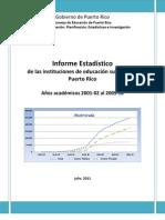 Informe CES 2011