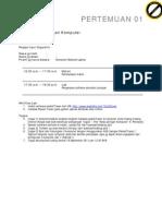 PERTEMUAN 01 Summary [NonRegular]