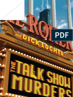 THE TALK SHOW MURDERS by Al Roker and Dick Lochte, Excerpt