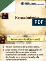 AulAbierta - El Renacimiento