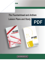 Anthem and the Fountainhead Lesson Plans