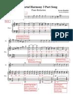 Quartal Harmony Midterm Piano Reduction