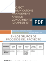 Project Comunications Management