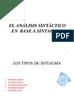 AulAbierta - Análisis sintáctico