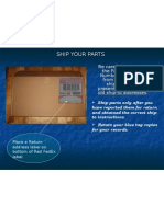 PRP Label Instruction