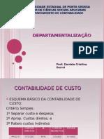 Departamentalizacao 1