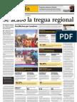 Conflicto Social por Minería en Perú