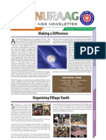 NSS IIT Kharagpur Newsletter NSS Day Edition