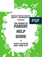 Brooklyn Parent Help Guide to Education