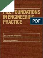 Libro_Pile Foundations in Egineering Practice_Prakash