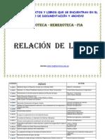 Relacion Libros to BUSCAR