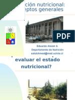 Indicadores nutricionales